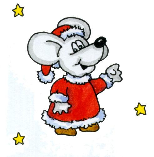 Lustige weihnachtsm use f r eure weihnachtspost - Bilder weihnachtspost ...